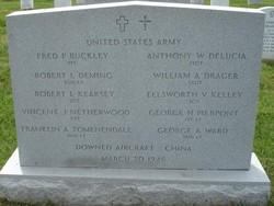 Sgt Robert L Kearsey
