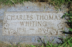 Charles Thomas Whiting