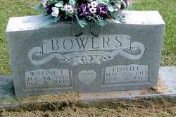 Willine <I>Tigart</I> Bowers