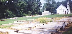 Samuel Wesley United Methodist Church Cemetery