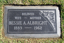 Bessie Alice <I>Flanagan</I> Albright