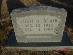 John Douglas Blair