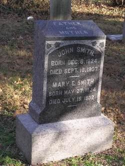 Mary E. <I>Van Sise</I> Smith
