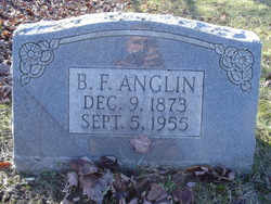 B F Anglin