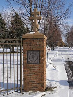 Saint Marys Russian Orthodox Cemetery