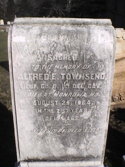 Alfred Eugene Townsend