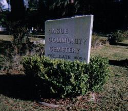 Hague Cemetery