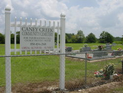 Caney Creek Community Cemetery