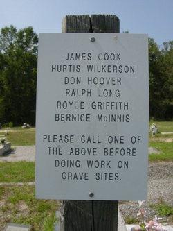 Center Ridge UMC Sandy Creek Cemetery
