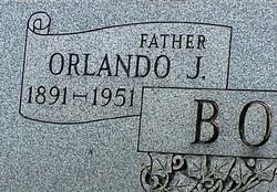 Orlando James Boone