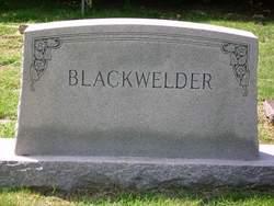 Ulah Mae <I>Fox</I> Blackwelder