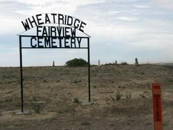 Wheat Ridge Cemetery