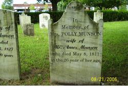 Polly <I>Dickerman</I> Munson