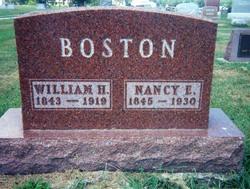 Nancy Elizabeth <I>Bryant</I> Boston