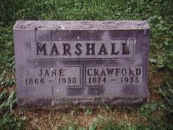 James Crawford Marshall