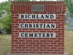 Richland Christian Church Cemetery