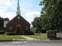 Mount Hermon Lutheran Church Cemetery