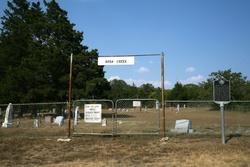 Rush Creek Community Cemetery