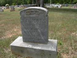 """John Allen """"JACK"""" Jones"""