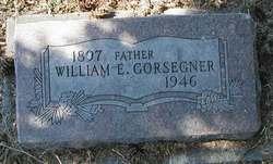 William Ernest Gorsegner