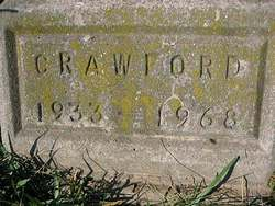 Unknown Crawford
