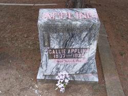 Callie Appling