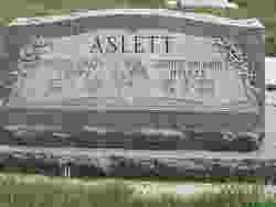 George William Aslett