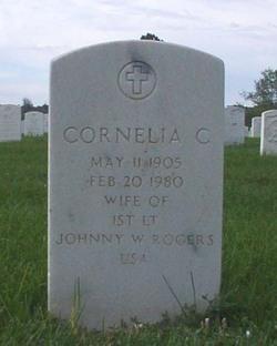 Cornelia C <I>Farrell</I> Rogers