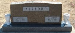 Louvene <I>Stubblefield</I> Allford