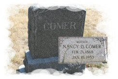 Nancy D. <I>Raybourn</I> Comer