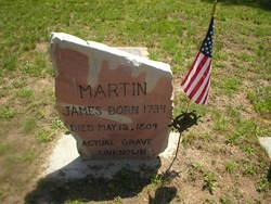 Capt James Martin