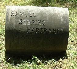 Samuel Sebring Hartranft