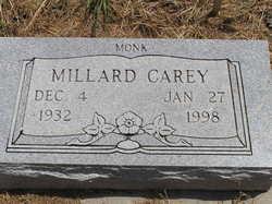 "Millard ""Monkey"" Carey"