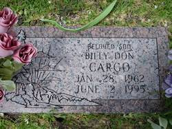 Billy Don Cargo