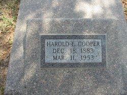 Harold E. Cooper