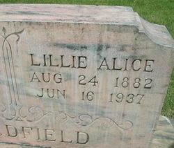Lillie Alice <I>Fowler</I> Bradfield