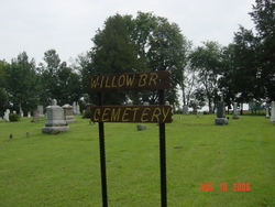 Willow Branch Cemetery