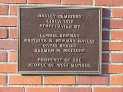 Hasley Cemetery