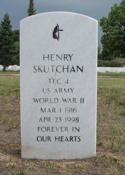 Henry Skutchan