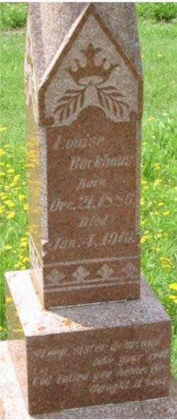 Louise Backhaus