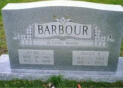 Rhoda B. Barbour