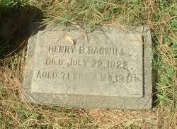Henry B. Bagwill