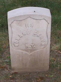 Pvt Edward Derum