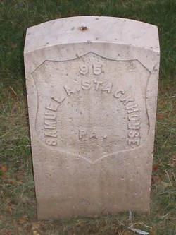 Samuel Stackhouse