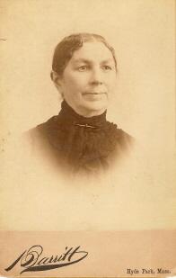 Mary <I>Healy</I> Barritt