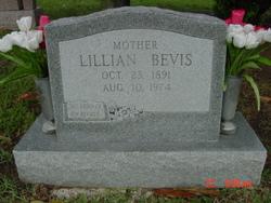 Lillian Bevis