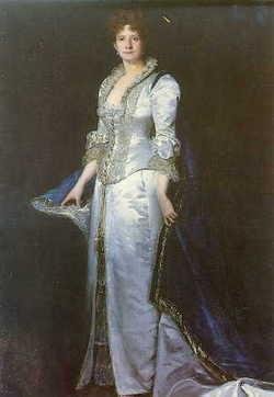 Maria Pia <I>Savoy</I> Braganza