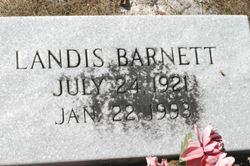 Landis Barnett