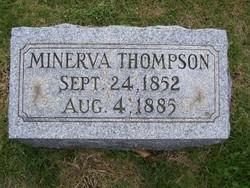 Minerva <I>Timmons</I> Thompson