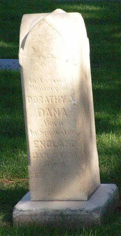 Dorathy Jane <I>Culley</I> Dana